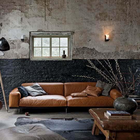Creëer je eigen industriële look! |industrieel interieur | robuust-strak-functioneel-ruig |metaal, beton, onbewerkt hout |woonstijl| www.homeseeds.nl