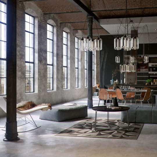 Een stoere industriële look? Dat doe je zo. | Homeseeds.nl