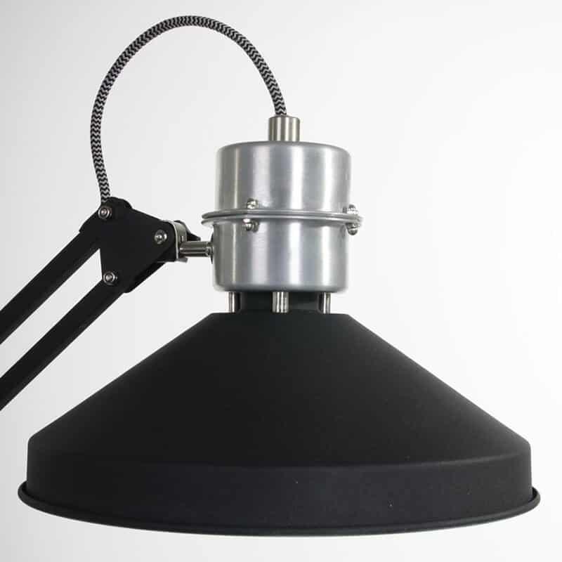 Zappa Tafellamp van Anne Lighting | Stoer, robuust en industrieel | Het pronkstuk op jouw bureau! | www.homeseeds.nl