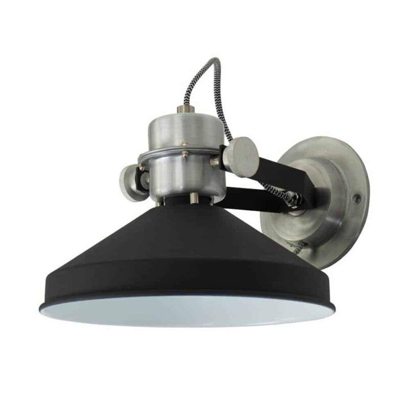 Deze wandlamp Zappa van Anne Lighting is een uniek stukje design van Nederlandse bodem   Stoer, eigenzinnig en gaaf!   www.homeseeds.nl   #verlichting #interieur #stoer