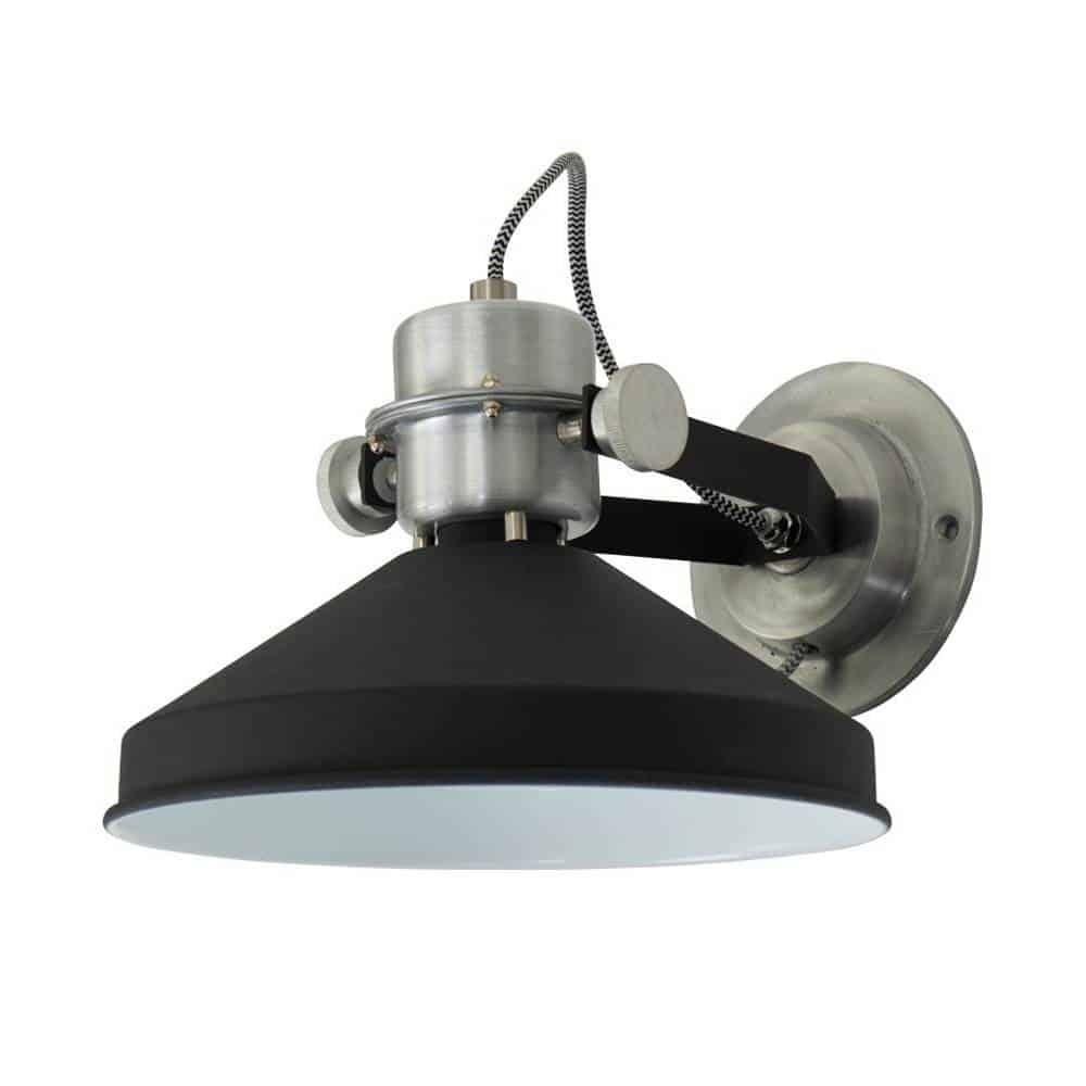 Deze wandlamp Zappa van Anne Lighting is een uniek stukje design van Nederlandse bodem | Stoer, eigenzinnig en gaaf! | www.homeseeds.nl | #verlichting #interieur #stoer