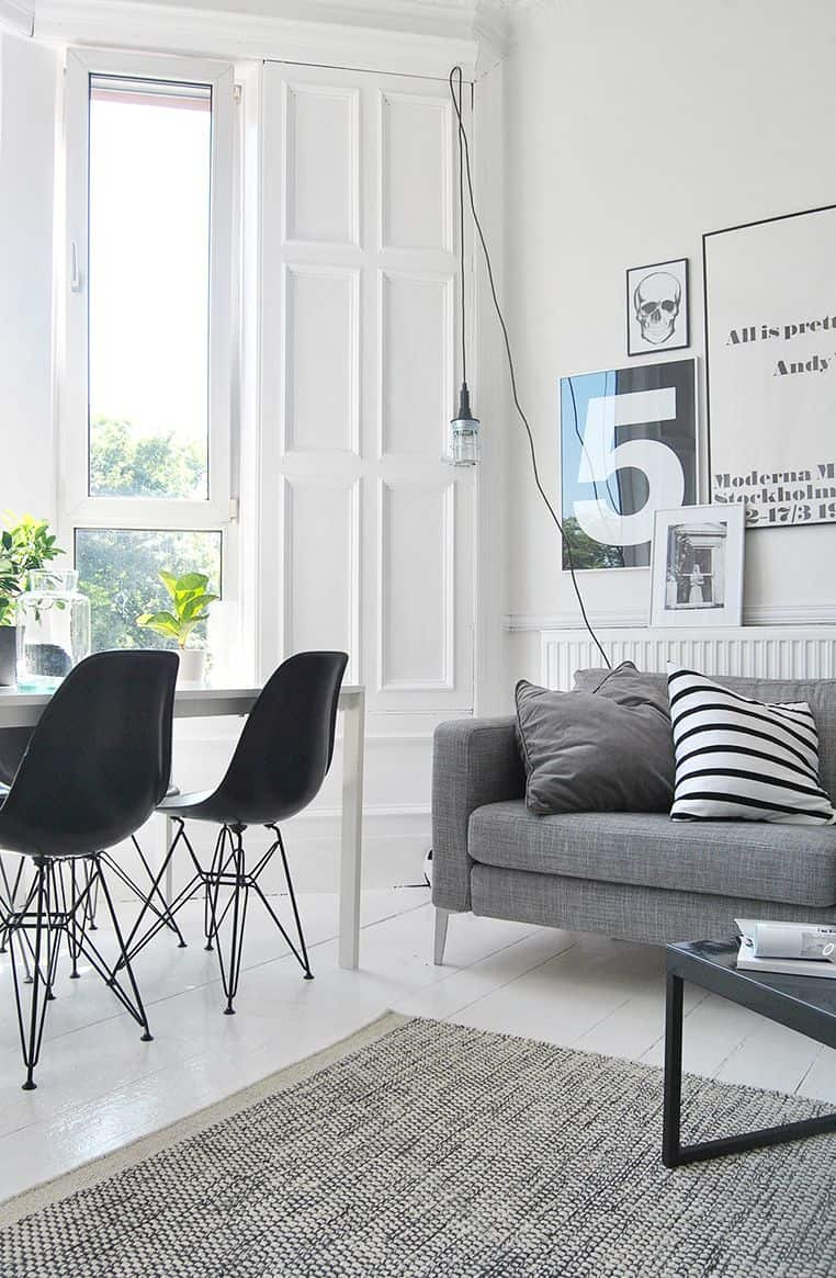 7 nuttige tips om een kleine ruimte groter te laten lijken ...