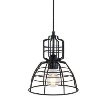 Anne mark III Mini Zwart | Klein, stoer en Cute, deze draadlamp mini is een super leuke aanwinst voor elk interieur.