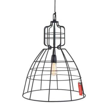 Anne mark III hanglamp | Stoere draadlamp voor in elk interieur | Op zoek naar nieuwe verlichting?