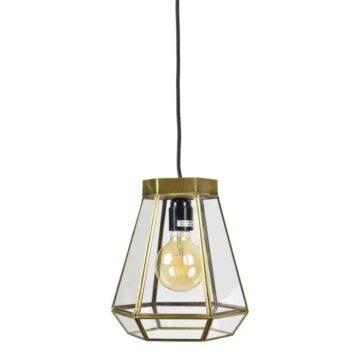 De Hanglamp GEO2 van Urban Interiors is een vintage juweeltje en betaalbaar! | www.homeseeds.nl