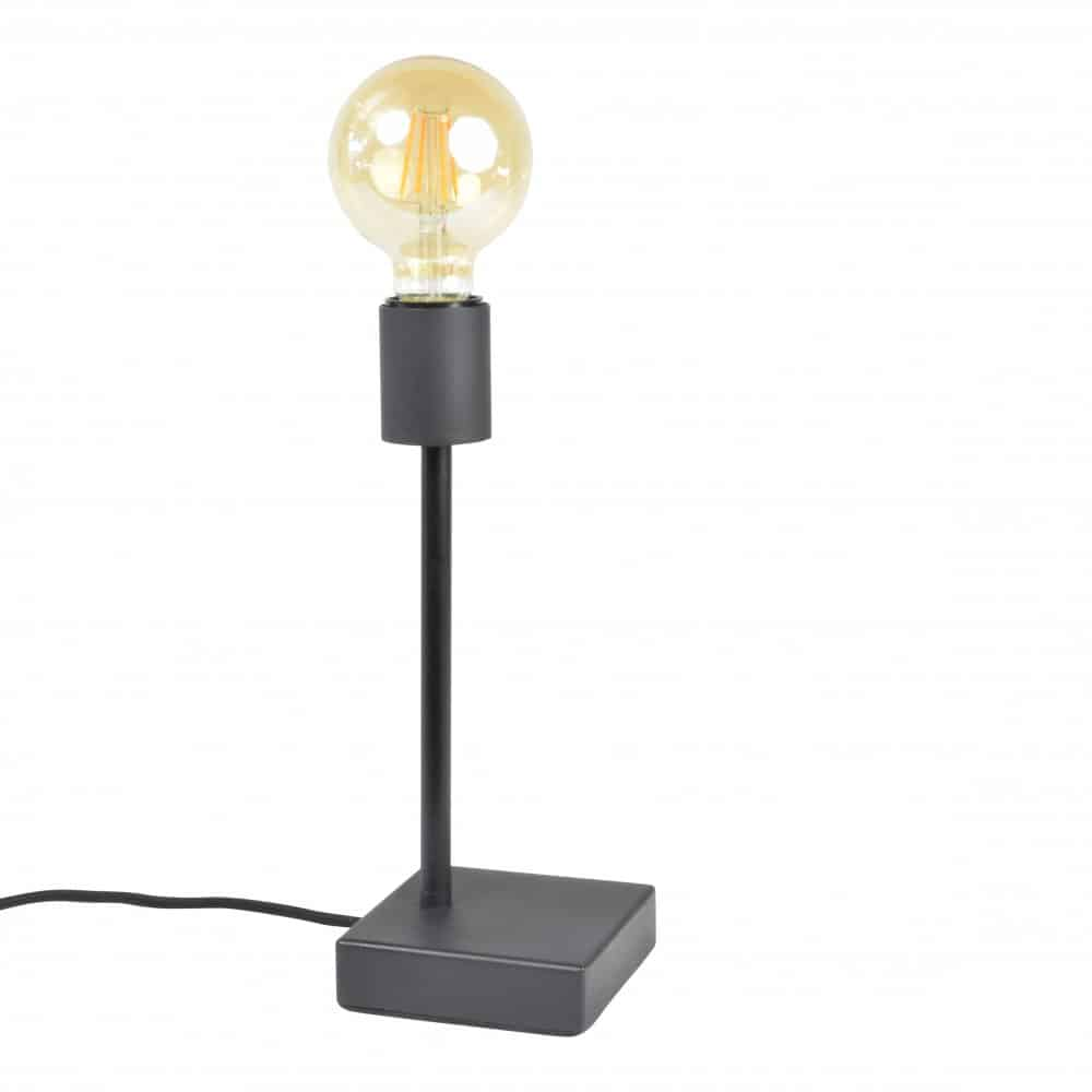 Basic tafellamp zwart van urban interiors | Tafellamp basic zwart |