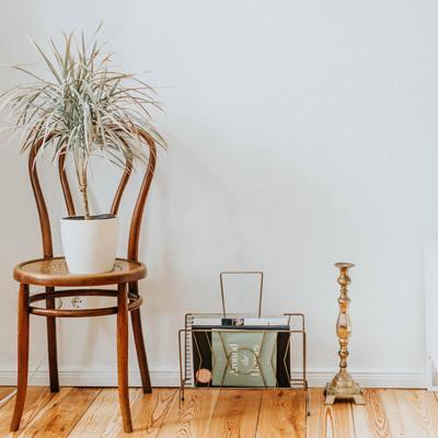 Vintage woonstijl - vintage interieur - vintage wonen